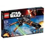 LEGO Star Wars Poe`s X-Wing Fighter 717 elementi